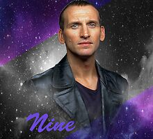 The Ninth Doctor- Doctor who by PaytonGilley