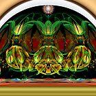 Tut65#4: A Stately Pleasure-Dome  (G1408) by barrowda