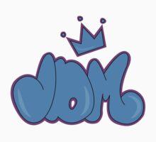 JDM bubble graffiti - Sticker by Pavels Lavrinovics