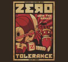 Zero Tolerance by pinteezy