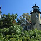 White River Light  by CcoatesPhotos