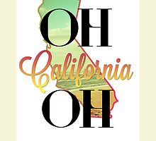 California english part. II /poster by ohgenny