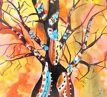 Boab Tree by gillsart