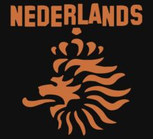Netherlands lion by monkeybrain