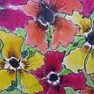 Floral Pattern by Angela Gannicott
