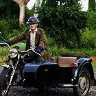 My new transport. by littleredbird
