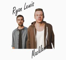 Macklemore & Ryan Lewis by meganfart