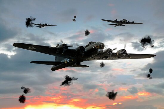 Memphis Belle by James Biggadike