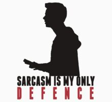 Stiles Stilinski - Sarcasm is my only defence by firestonegal