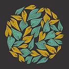 Autumn Wind by Pom Graphic Design