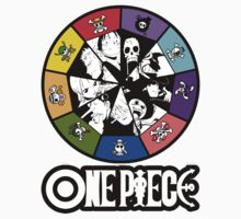 one piece pirates by carlson123