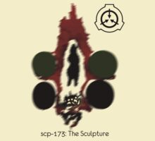 SCP-173: A sculpture by Kirdinn