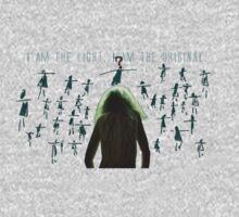 I am the light by wallfl0wer