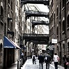 Shad Thames by Nigel Jones