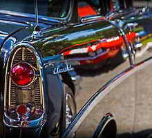 Classic Chevy Tail Lights by PenguinPlot