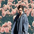 Benedict In a Field of Flowers by redpants