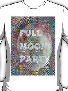 full moon party T-Shirt