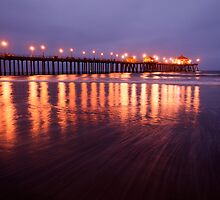 Huntington Beach by jswolfphoto