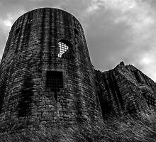 Barnard Castle Norman Tower by Andrew Pounder