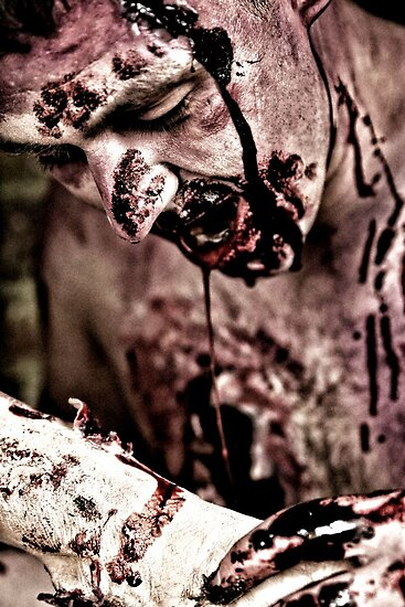 Zombie Boy by Creationsviaamy