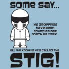 The Stig - Droppings in North York by jimcwood