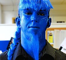 I'm BLUE! by Creationsviaamy
