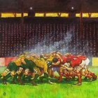 """SCRUM"" by Cary McAulay"