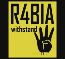 Stand With R4BIA by cerenimo