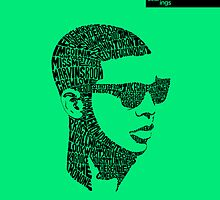 Drake (Black/Green) by seanings