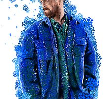Jesse Pinkman - Crystal Blue Persuasion by uberdoodles