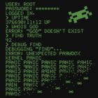 Kernel Panic! - green by FreakShop404