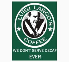 Luigi's Coffee by kateycouture