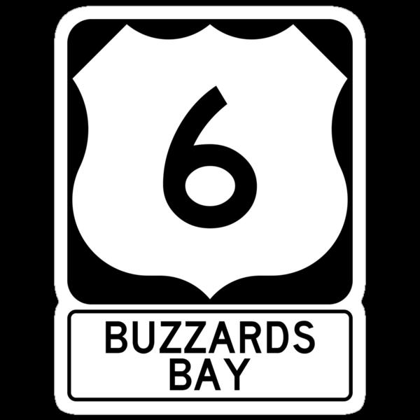 US 6 - Buzzards Bay Massachusetts by IntWanderer