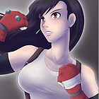 Tifa Lockhart by SaBasse