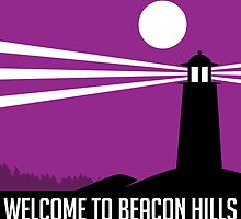 Welcome to Beacon Hills by agentotter
