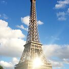Photograph - Eiffel Tower by reens55