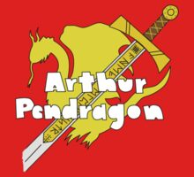 Arthur Pendragon by kikikent