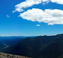 Mt St Helens Panorama by kchase