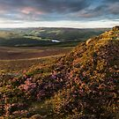 Win Hill Panoramic by James Grant