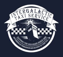 SHIRT! taxi and relative dimensions in space by tumblebuggie