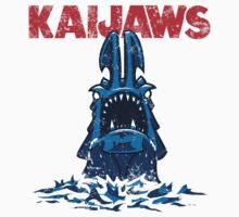 KaiJaws (Pacific Rim - Jaws) Vintage T-Shirt