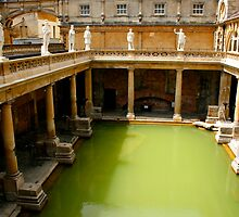 Roman Baths by jwwallace