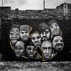 Wu Tang Clan ain't nuthing ta F' with by CAX-ONE