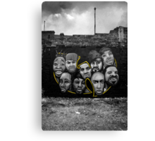 Wu Tang Clan ain't nuthing ta F' with Canvas Print