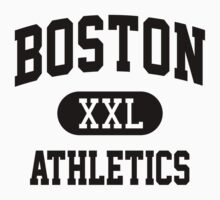 Boston XXL Athletics by SignShop