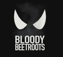 Bloody Beetroots Eye in the dark by Daxfire