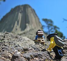 Devil's Tower by bricksailboat
