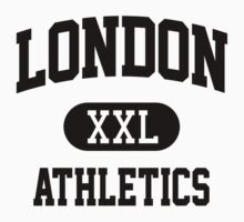 London XXL Athletics by SignShop