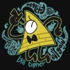 Bill Cipher by deerlet