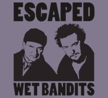 Home Alone Wet Bandits Kids Clothes